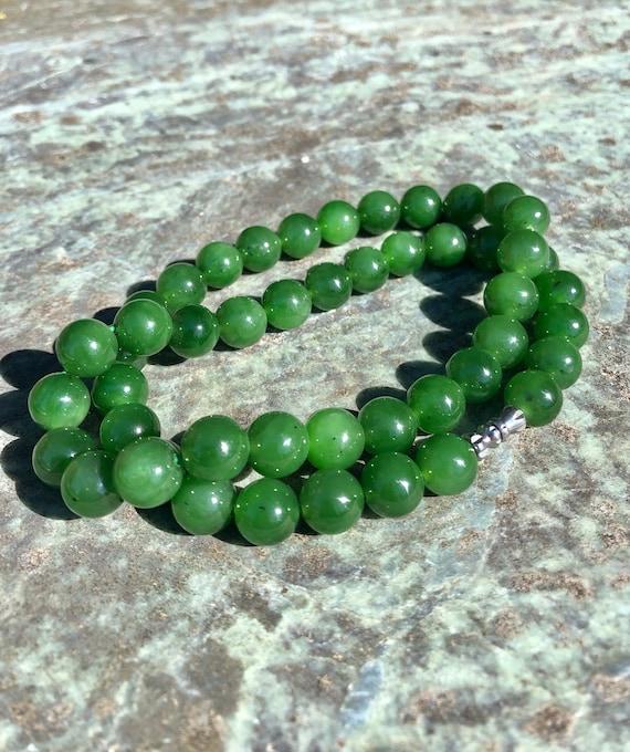 New Natural Jade Bracelet Jasper Bracelet beauté soins de la peau