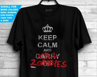 Womens WALKING DEAD PROPERY Of NEGAN  T-shirt Mens sizes up to 5XL