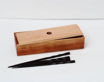 Contemporary Chopstick Storage Box