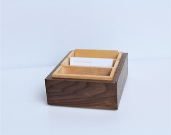 Small Business Card Storage Case