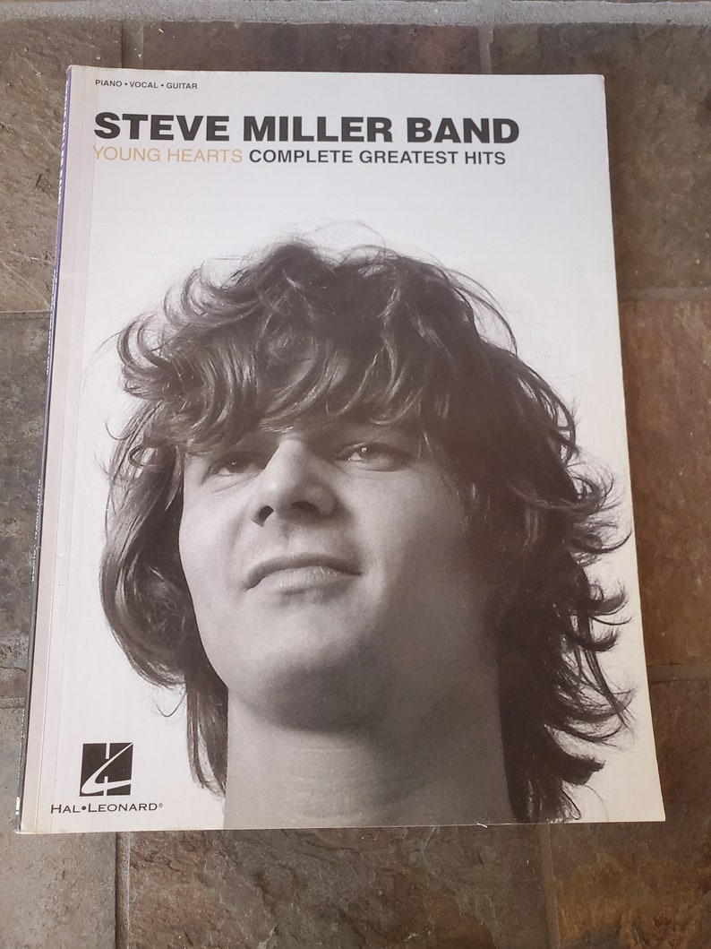 Steve Miller Band  Young Hearts Complete Greatest Hits  Song image 0