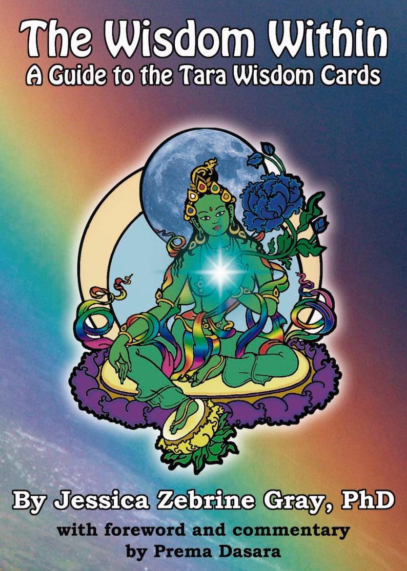 Ebook  Wisdom Within  A Guide to the Tara Wisdom Cards image 1