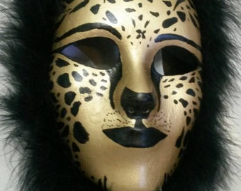 Cat of Choice Mask