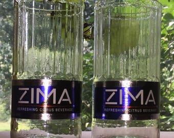 Zima Bottle Glass Set *LIMITED EDITION*