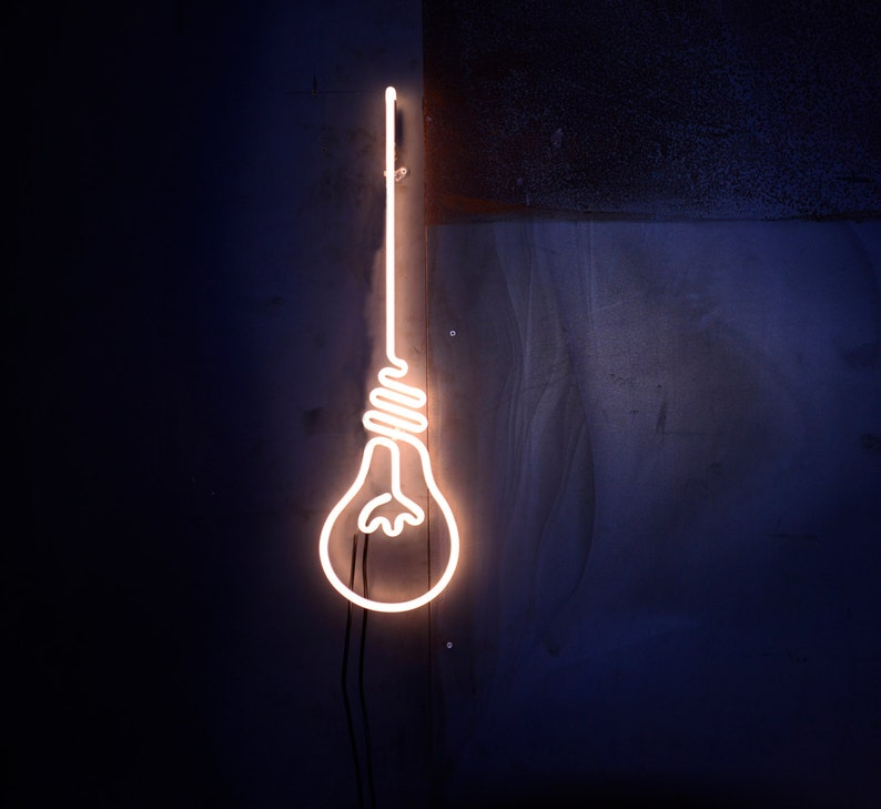 Neon Sign BULB image 0