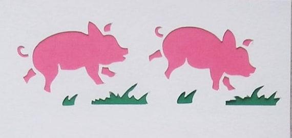 """Résultat de recherche d'images pour """"frise cochons"""""""