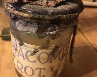Potion Bottle- Catacomb Rot