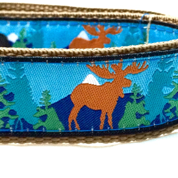 il_570xN.1109157000_gveq moose and bear dog collar leash or harness with personalized etsy
