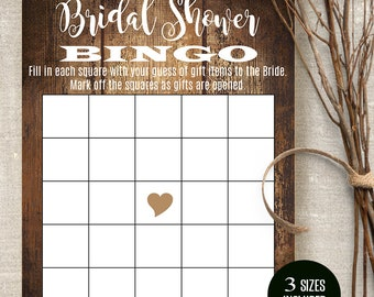 Meet the bridesmaids sign printable rustic signs meet the etsy bridal shower game printable rustic bingo bridal shower wood texture games g602 m4hsunfo