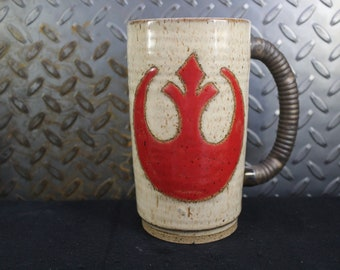 Star Wars Rebel Alliance Mug handmade #502