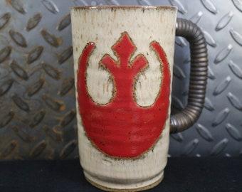 Star Wars Rebel Alliance Mug handmade #509
