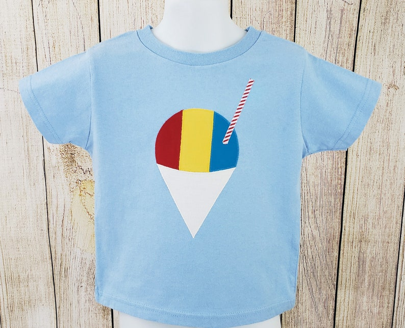 Shave Ice Toddler Tee image 0