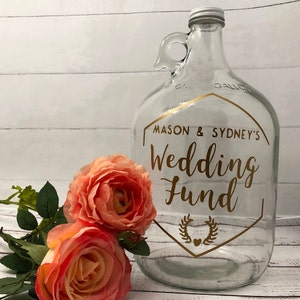 Honeymoon Fund Etsy
