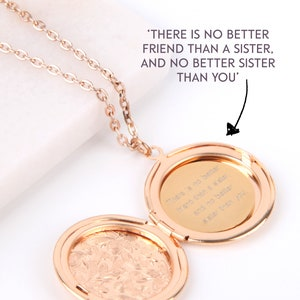 secret message necklace jewelry vintage style four photo locket necklace Photo locket necklace can print the message for you