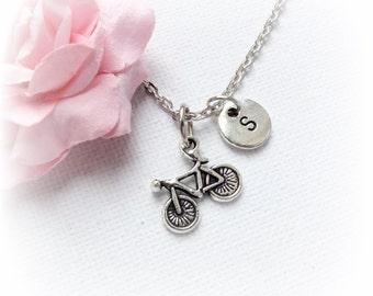 Bicycle Necklace, bike necklace, bicycle Jewellery, bicycle Charm Jewelry,Personalised jewelry,,handmade necklace,SPMCINBUD2,