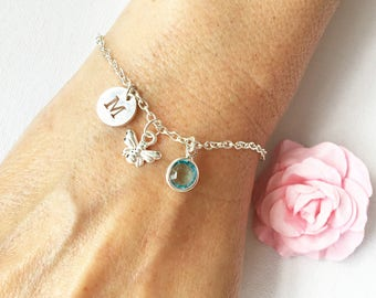 Bee bracelet, Bumble bee bracelet, Bee jewellery, silver bee jewelry, silver bee, silver bracelet, bee bracelet, Bumble bee, bridesmaid gift