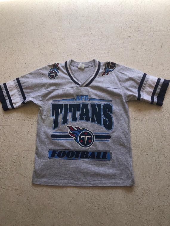 Vintage Kids AFC Tennessee Titans