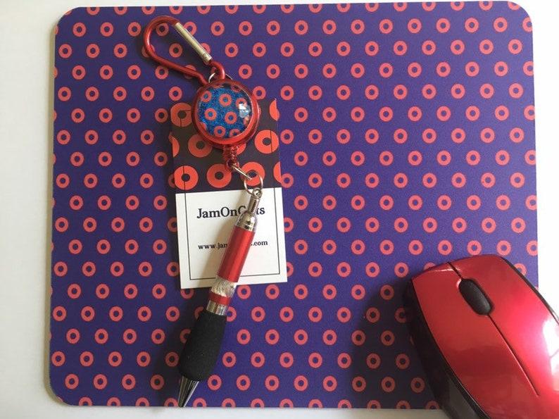 Phish Donut Mousepad & Pen Set image 0