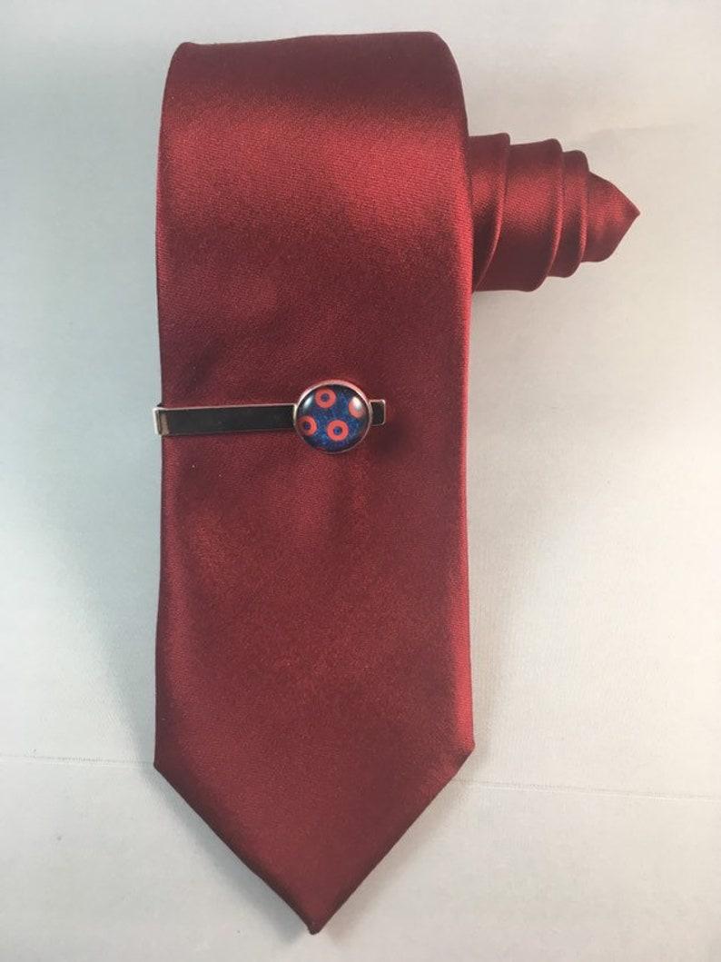 Phish Tie Clip image 0