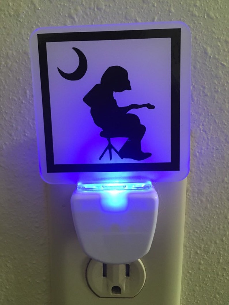 Widespread Panic Mikey Houser Night Light Home Decor Gift image 0