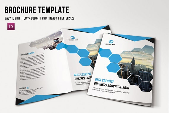 items similar to business brochure template