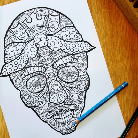 Tupac Coloring Pages - Coloring Pages Kids 2019 | 570x570