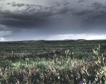 Nebraska Summer Storm