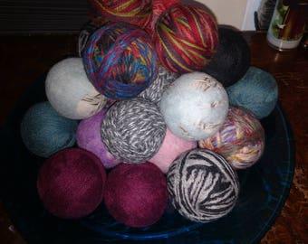 Wool Dryer Balls Set of 2