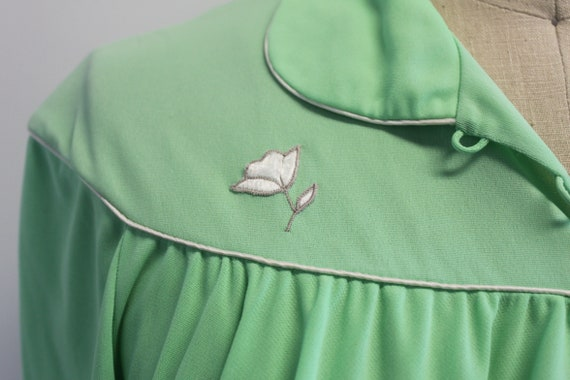Vintage Lucie Ann Claire Sandra Lime Green Peigno… - image 4