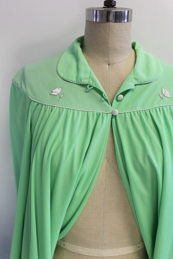 Vintage Lucie Ann Claire Sandra Lime Green Peigno… - image 3