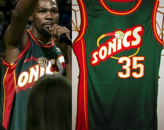 super popular 2c2be 34c63 clearance russell westbrook sonics jersey aa0bb 1a183
