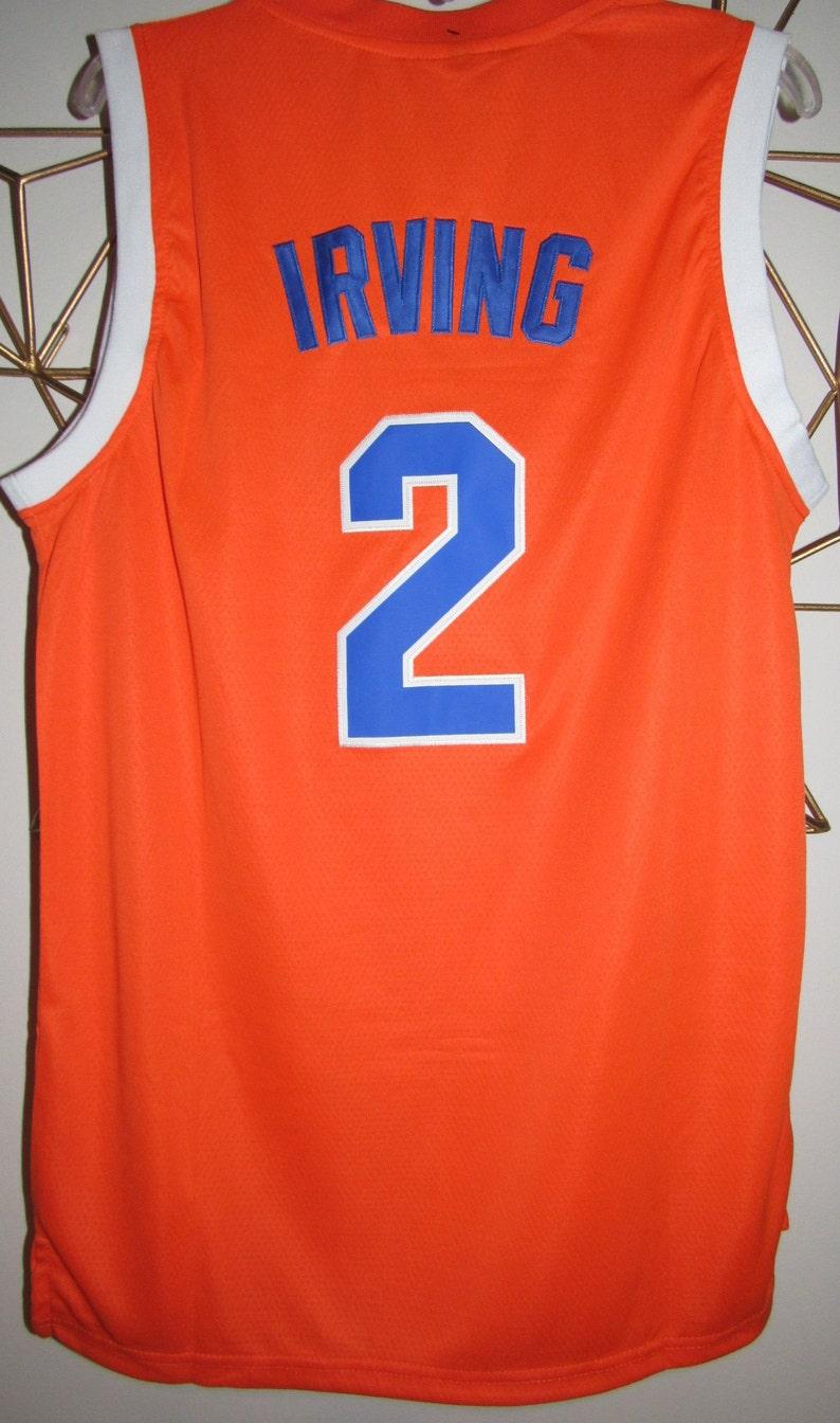 d3c599af97d Uncle Drew Harlem Buckets Basketball Jersey Kyrie Irving