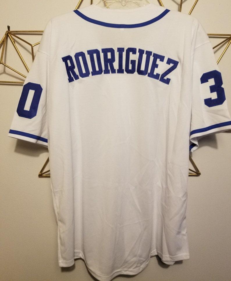 Benny The Jet Rodriguez Baseball Jersey The  92e42de7c