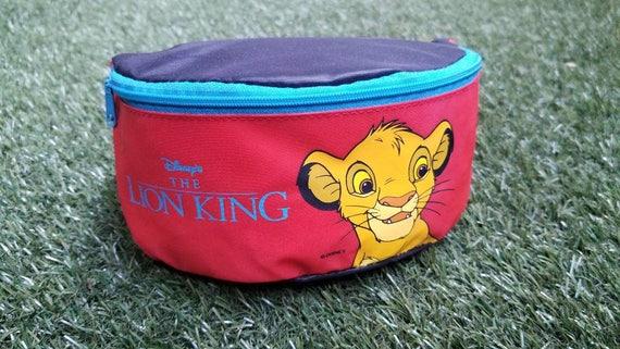 03a8ac164359af Disney s The Lion King Simba True Vintage Fanny Pack Rare