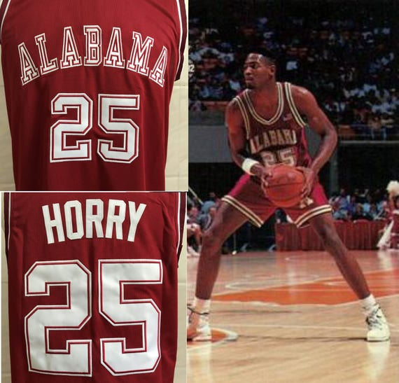 95f8145b591 ... angeles lakers jersey 5 robert buy robert horry alabama college  throwback jersey big shot bob los etsy cbfa0 cfd0d ...