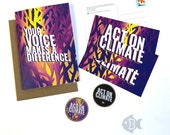 """Activism Card Bundle 