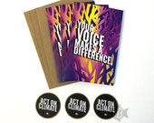 """Your Voice Makes a Difference 