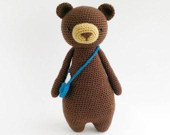 Bear Crochet Amigurumi Pattern