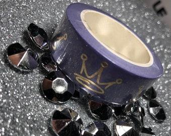 Exclusive* SugaryGalShop Foil Crown Signature Washi! LIMITED Quantity!