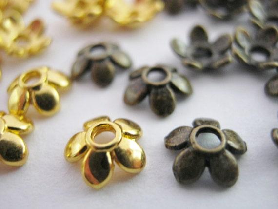 50 perles rondes bois marron clair strié 10mm PB08 DIY bijoux déco