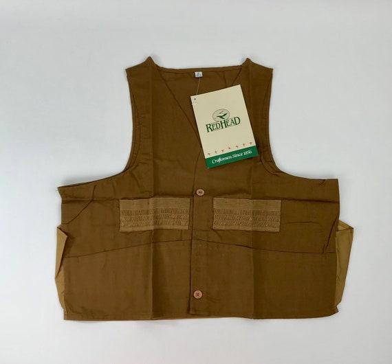 Redhead field vest