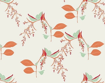 Branchlets Porcelain By Art Gallery Fabrics