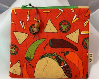 Taco Time Pouch