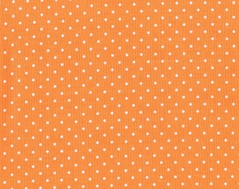 Fuzzy Peach Dots For The Home Essentials Collection By RJR Fabrics