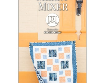 Merry Mixer Quilt Pattern By Rebecca Linstrom Rachel Rossi Designs