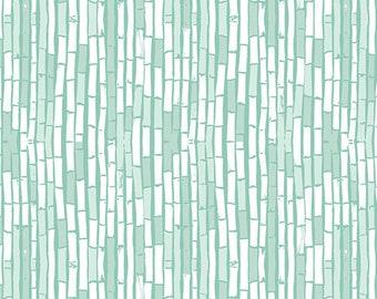 Zhu Mist Bamboo Pandalicious Collection By Art Gallery Fabrics Sold By Half Yard