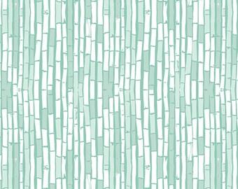 Fat Quarter Zhu Mist Bamboo Pandalicious Collection By Art Gallery Fabrics
