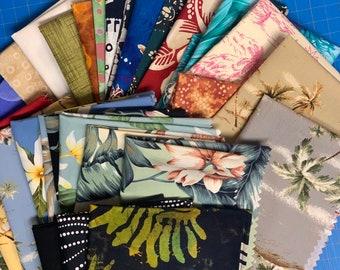 Fabric Scrap Bundle #206