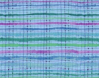 Picnic Blanket Sea Breeze From The Bloom Bloom Butterfly Collection By RJR Fabric