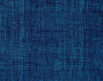 Once Upon A Time Heath Royal Tonal By Alexander Henry Fabrics